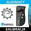 Kalibracja Alkomatu ALCOLINE ALX70 w [24H]