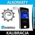 AC-AL33 Kalibracja alkomatu z certyfikatem kalibracji w [24H]
