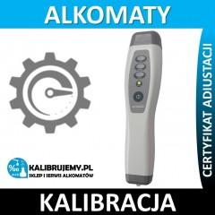 ACS A-Scan Kalibracja alkomatu w [24H] z certyfikatem kalibracji