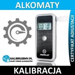 Kalibracja alkomatu AL7000 Lite z certyfikatem kalibracji w [24H]