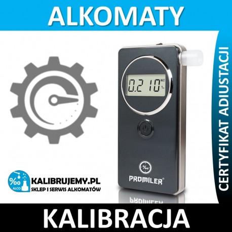 Kalibracja Alkomatu ALC-2 Promilerw [24H]