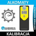 Kalibracja alkomatu AlcoDigital BAC 5.0 z certyfikatem kalibracji w [24H]