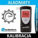 Kalibracja alkomatu DRIVESAFE z certyfikatem kalibracji w [24H]