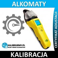 Kalibracja alkomatu CERTEN Professional z certyfikatem kalibracji w [24H]