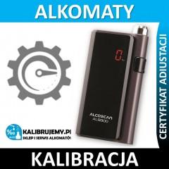 Kalibracja Alkomatu GR 8500 Świadectwo Kalibracji w [24H]