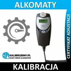 Kalibracja alkomatu Drager Interlock® XT - Dräger w [24H]