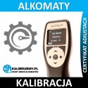 Kalibracja alkomatu AlcoTrue P*** w [24H]
