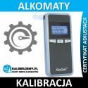 Kalibracja alkomatu Amii alcosafe s4 z certyfikatem kalibracji