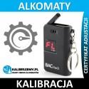 Kalibracja Alkomatu BACtrack Keychain w [24H]