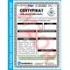Kalibracja alkomatu [24H] CERTEN Personal Black + certyfikat!