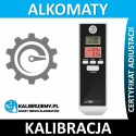 Kalibracja alkomatu Clatronik at 3605 w [24H]