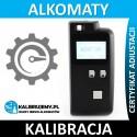 Adiustacja alkomatu ALKOHIT X100 Serwis Pogwarancyjny