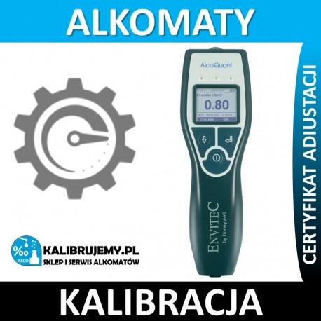Adiustacja alkomatu Envitec AlcoQuant 6020 PLUS w [24H]