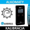 Kalibracja Alkomatu Alkohit X8 Serwis Pogwarancyjny