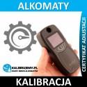 Kalibracja alkomatu AlcoTrue C*** w [24H]
