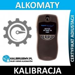 Kalibracja alkomatu AlcoTrue AL*** w [24H]