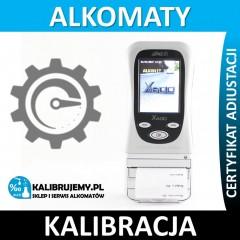 Adiustacja Alkomatu ALKOHIT X600 Serwis Pogwarancyjny w [24H]