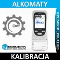 Kalibracja Alkomatu ALKOHIT X600 Serwis Pogwarancyjny w [24H]