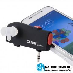 Alkomat do telefonu Alcovisor Click