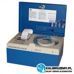 Alkometr A2.0/4L Laboratorium kalibrujemy.pl