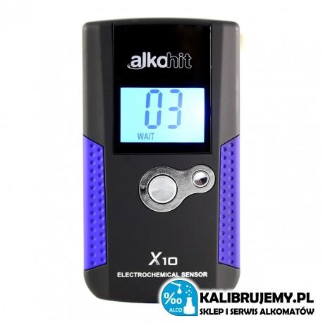 ALKOMAT Alkohit X10 do użytku prywatnego