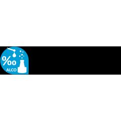 skrzyneczka aluminiowa dedykowana do alkomatów marki Alkohit model – X3, X5, X10, X30, X50, X60, X100 oraz X500