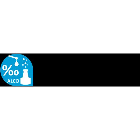 skrzyneczka plastikowa dedykowana do alkomatów marki Alkohit model –X50, X60, X100 oraz X500