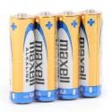 Baterie Alkaliczne MAXELL do alkomatu LR06/AA