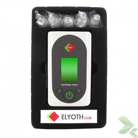 Alkomat Elyoth Elektrochemiczny + Certyfikat