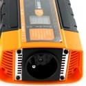 Przetwornica Napięcia 12V 230V Prądu 600Watt (1200Watt)