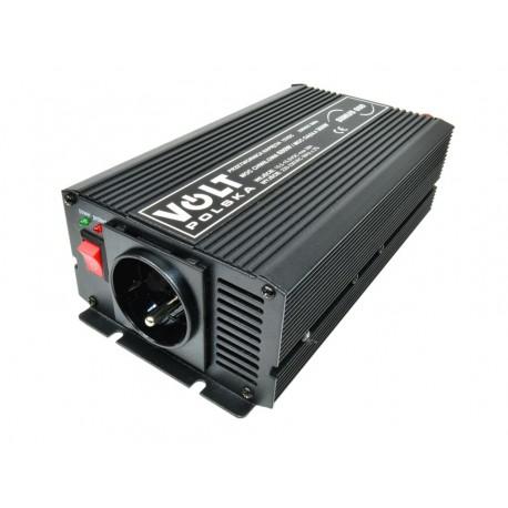 Przetwornica napięcia SINUS-600 12V/230V